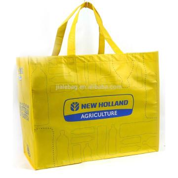 Superbe sac de supermarché réutilisable personnalisé ECO