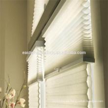 2018 new design blackout fabric honeycomb window shades