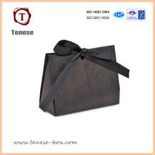 Color Folding Shopping Paper Bag Custom Logo