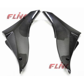 Motorcycle Carbon Fiber Parts Side Panel for Kawasaki 10r 08-09