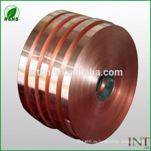 Cu-ETP T2 C11000 cobre tira