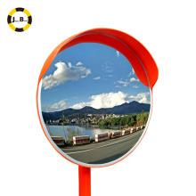 Espejo convexo al aire libre de acrílico de los 120cm para el ángulo grande de la visión clara de la seguridad del tráfico del camino