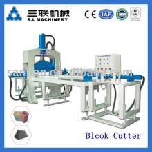 Béton Block cutter \ concrete Block Splitter \ Machine de coupe de blocs de béton