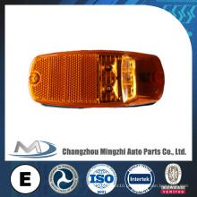 Peças de ônibus Lâmpada LED Lâmpada lateral ABS + AS NORMAL QUALITY