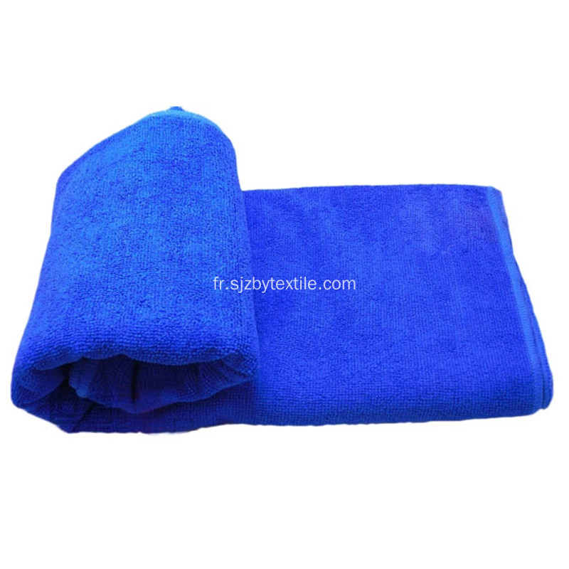 Meilleur Absorbant Pas Cher Microfibre Clean Wash Car Towel
