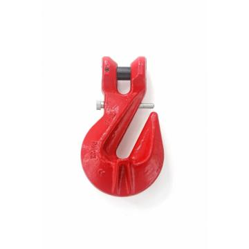 SAFETY पिन के साथ G80 CLEVIS SHORTENING GRAB HOOK