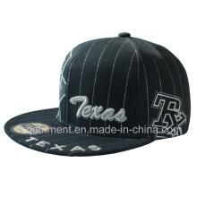 Flat Bill Baseball Snap Volver Cap deportivo (TMFL0006-1)