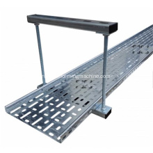 Galvanized+Steel+Cable+Tray+Making+Machine
