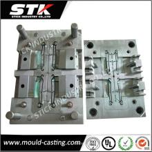SGS molde de inyección de plástico Molde de plástico con base de Hasco