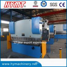 Cintreuse hydraulique de plaque d'acier WC67y-63X2500 / machine de pliage hydraulique