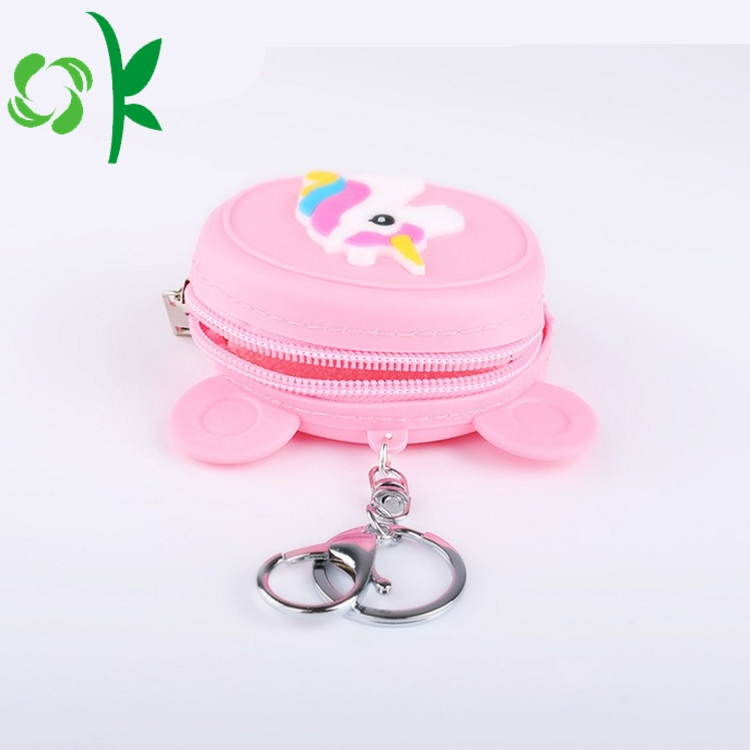 Custom Silicone Coin Purse