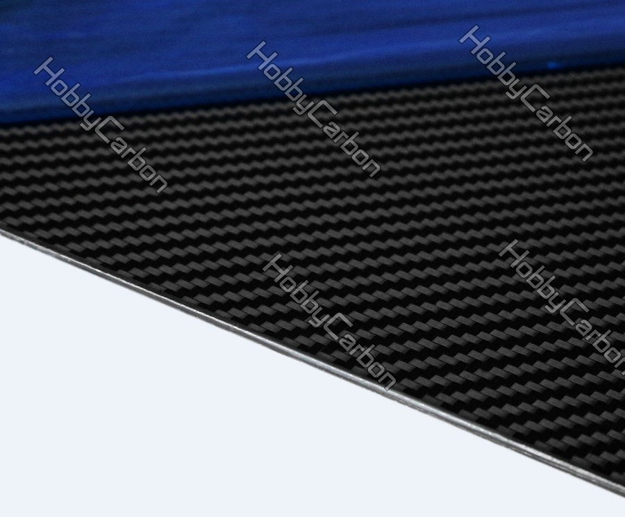 3k Twill Matte Carbon Fiber Sheet 2 0mm