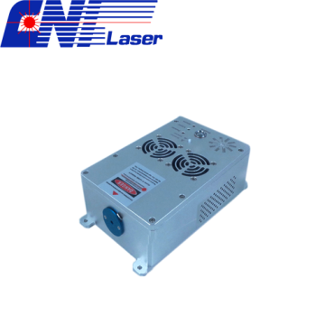 640 nm roter Laser