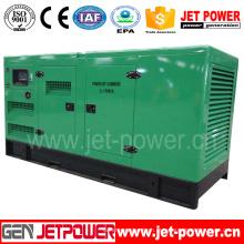 Grupo de gerador diesel silencioso do cerco 500kVA feito em China