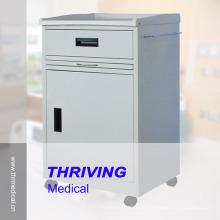 Gabinete de plástico de la cama de hospital del ABS (THR-CB460)