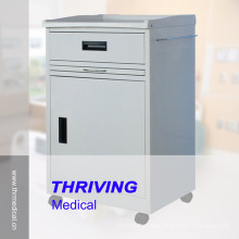 ABS Plastic Hospital Bed Side Cabinet (THR-CB460)