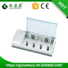 GLE 837 com carregador de bateria do CE RoHS NIMH / NICD AA AAA