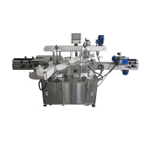 High quality high speed automatic double sides labeling machine
