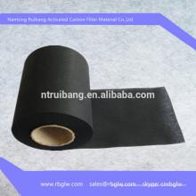 papel de filtro de ar material da eliminação de gás