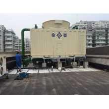 CTI Certified FRP Cross Flow Kühlturm mit hoher Leistung