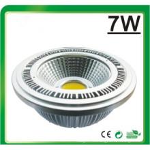 LED regulable AR111 LED bombilla LED de luz