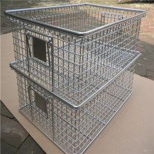 Stainless Steel  Industrial Wire Mesh Baskets