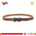 Vintage real leather mens belts
