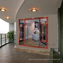 Feelingtop Soundproof Aluminum Frame Window