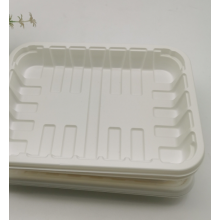 1mm PLA film biodegradable and disposable salad bowl