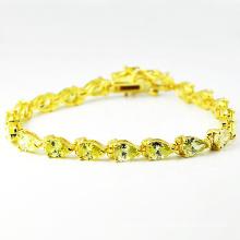 Nouveau Design Bracelets en argent 925 avec diamant et zircon. (K-1766)