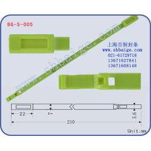 Kunststoffdichtung BG-S-005 für LKW-Kunststoffdichtung