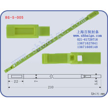security indicative seal BG-S-005 for security use