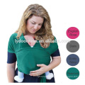 High Quality 100% Natural Organic Cotton Baby Carrier Wrap