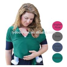 Emballage de porte-bébé 100% coton bio biologique de haute qualité