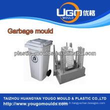 2013 Chine Moule Moule à injection plastique Moules à ordures Moule à la publicité poubelle