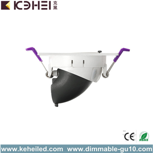 12W 3000K Kreis COB LED Trunk Downlight Scheinwerfer