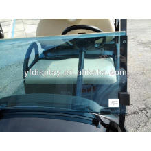 Club Car Precedent Getönte faltbare Windschutzscheibe aus Acryl