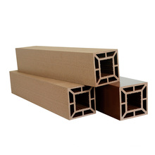 Modern Garden wpc wood plastic composite decking building Outdoor Pergola For Garden