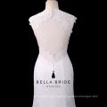 Taobao meistverkaufte wulstige Hochzeitskleid Spitze 2016