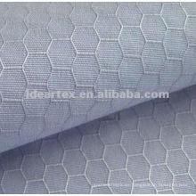 Red hexagonal de 100% poliéster Taslan para ropa deportiva