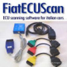 FIAT ECU Scanner com cabo de ligação de versão mais recente