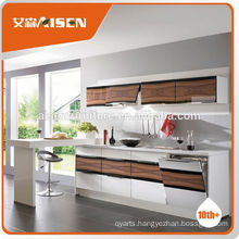 Great durability factory directly Hangzhou professional manufacturer lacquer kitchen cabinet