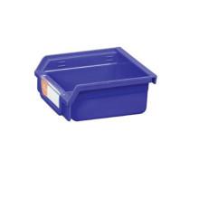 Офис или склад настенные пластиковые контейнеры/складское подходит для подвижной полкой