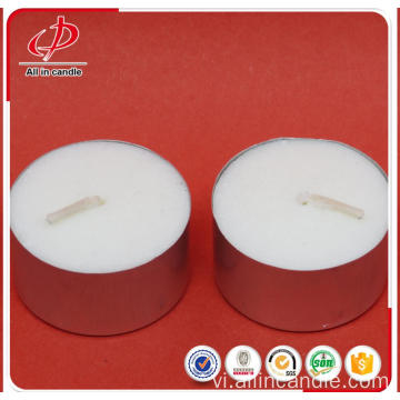 Trà Flameless Tea White Tealight Candles