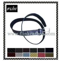 Cinturón de fibra de carbono