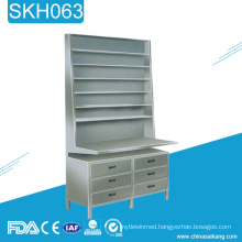 SKH063 Hospital Stainless Steel Medicine Cabinet Shelf