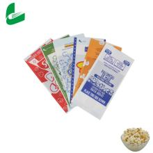 Großhandel kundenspezifische hochwertige biologisch abbaubare Mikrowellen-Popcorn-Beutel