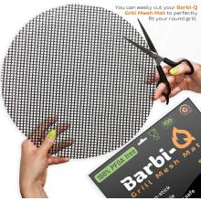 Kitchen cooking tools non-stick BBQ grill mesh mat