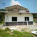Quick Assemble Light Steel Frame House Villa Bungalow