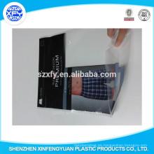 Zip Lock Bolsa de plástico para pantalones